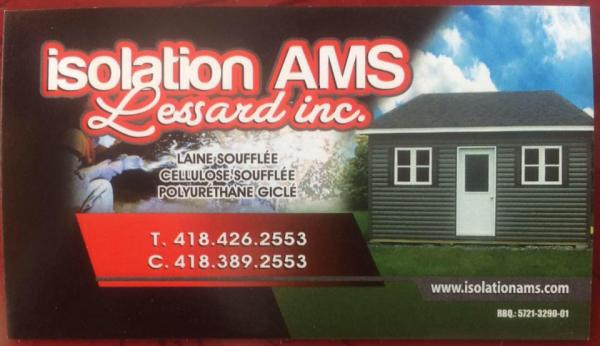 Isolation AMS Lessard inc.